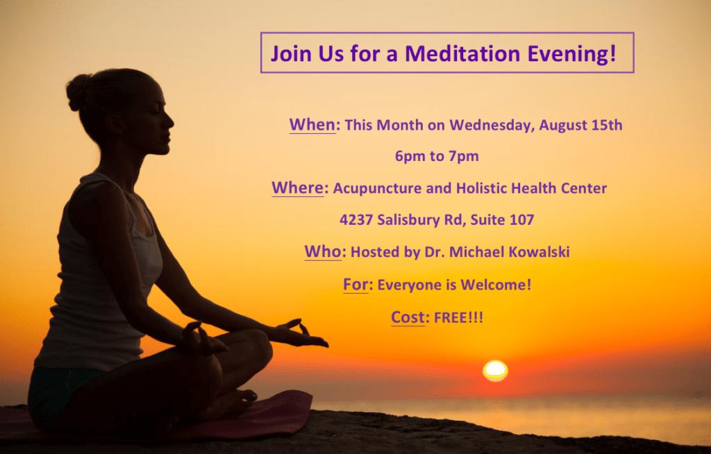 Meditation Post 8-15-18