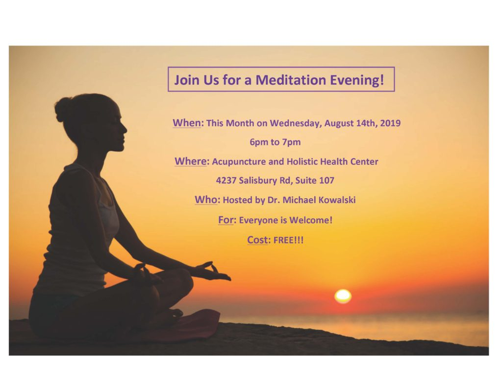 Meditation for Healing Session